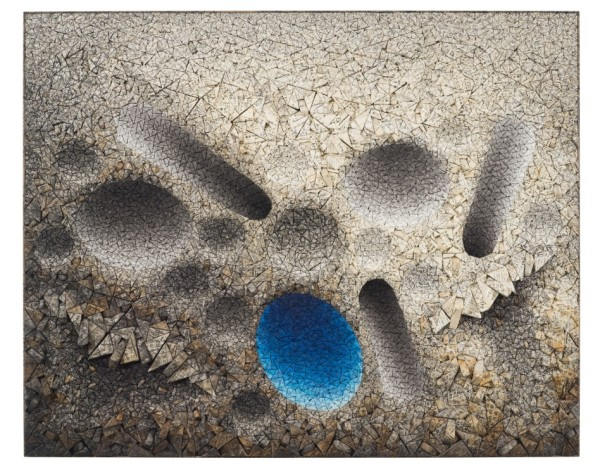 Aggregation 12– MY019 BLUE