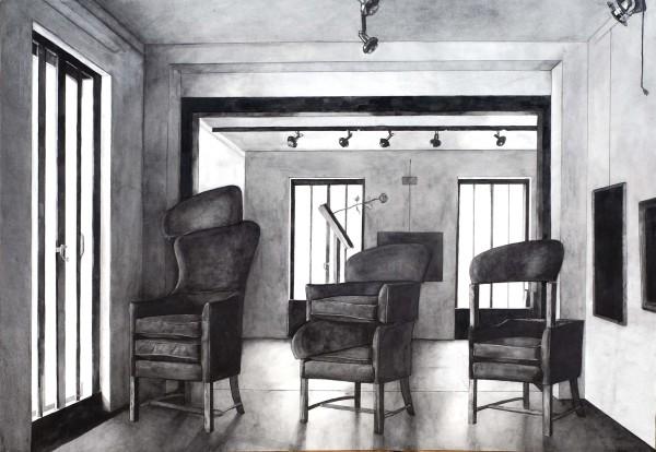Hypothetical Arrangement for Haus Wittgenstein #1