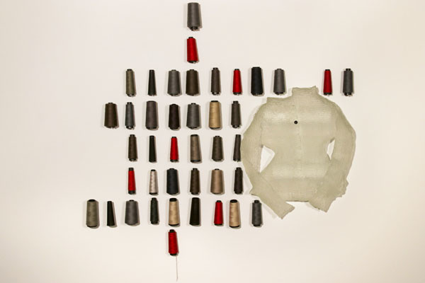 Cassandra Straubing, The Seamstress Amassed Her Magnificent Collection Of Threads, Long Past Their Expiration Date., 2014