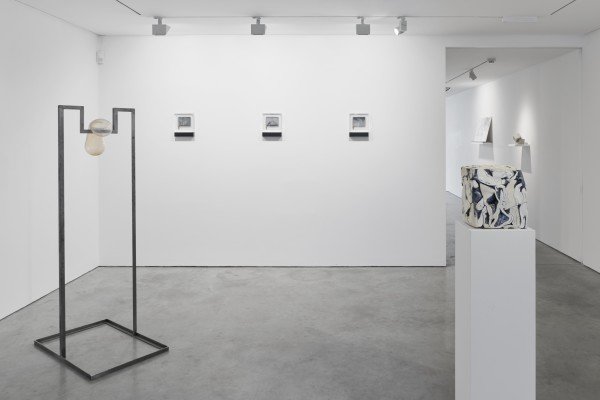 Installation View Of New Work Material At Cob Gallery Left To Right Kristina Horne Antony Cairns Fernando Casasempere Willa Hilditch Courtesy Of Cob Gallery