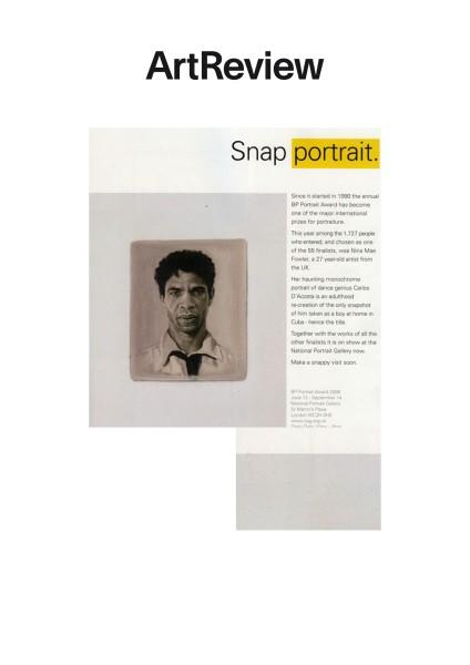 Snap Portrait