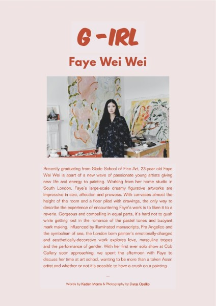 Faye Wei Wei