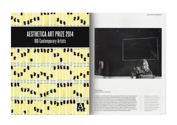 Aesthetica Art Prize 2014 - 100 Contemporary Artists