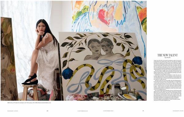 The New Talent: Faye Wei Wei