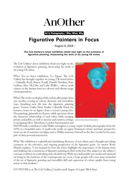 Figurative Painters in Focus