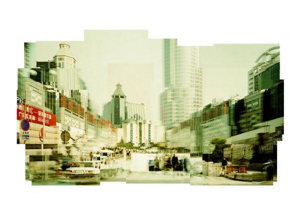 Andrea Garuti, Shanghai 72, 2005