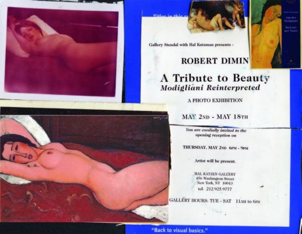 Robert Dimin, Back to Visual Basics, 2001