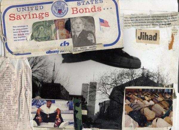 Robert Dimin, Jihad, 2002