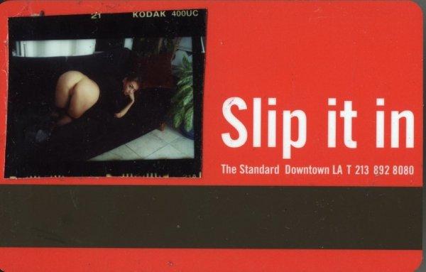 Robert Dimin, The standard downtown LA, 2007