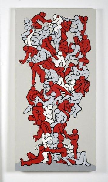 Patrick Smith, Small Configuration 3, 2007