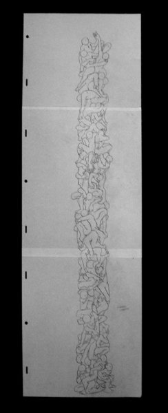 Patrick Smith, Drawing Column 1, 2007