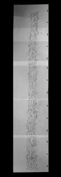 Patrick Smith, Drawing Column 3, 2007