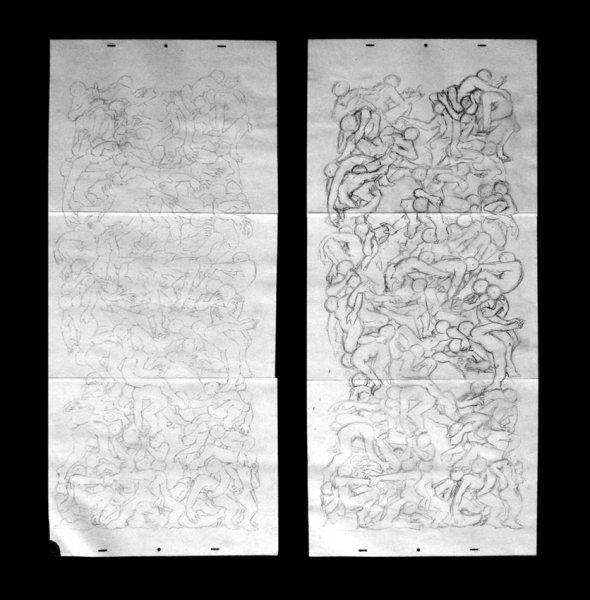Patrick Smith, Drawing Configuration 1, 2007