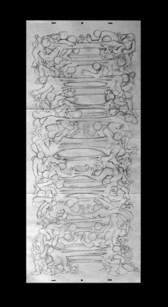 Patrick Smith, Drawing Configuration 2, 2007