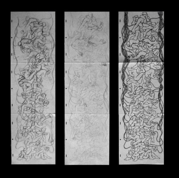 Patrick Smith, Drawing Remote Configuration 3, 2007