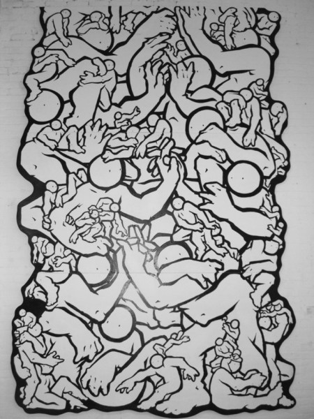 Patrick Smith, Colossus Configuration, 2007