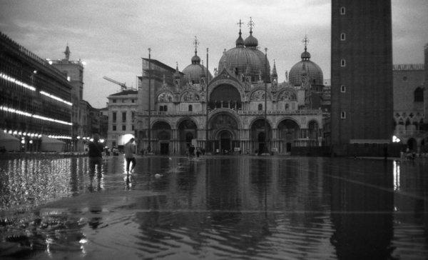 Robert Dimin, Venezia flooded, 2007