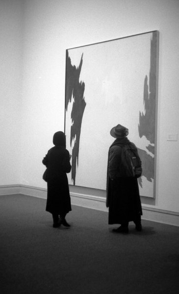 Robert Dimin, Clyfford Still, 2005