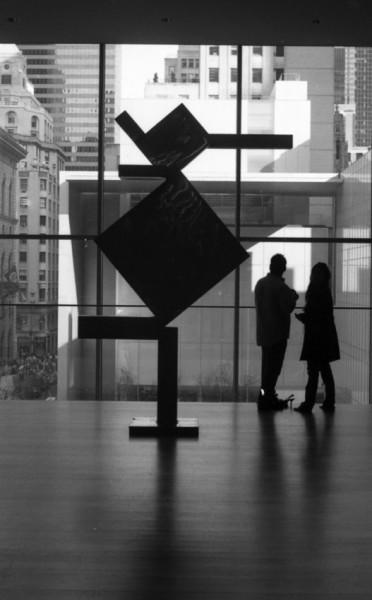 Robert Dimin, David Smith, 2007