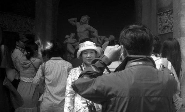 Robert Dimin, Laocoon, 2007