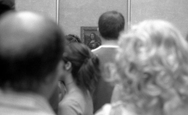 Robert Dimin, Mona Lisa, 2007