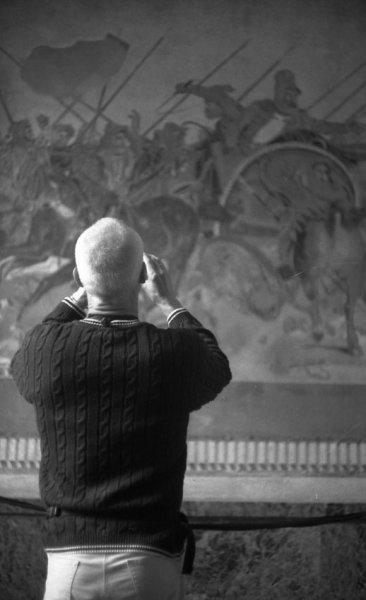 Robert Dimin, The Alexander mosaic, 2007