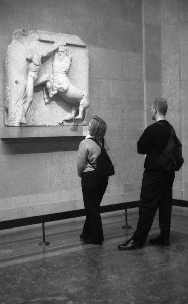 Robert Dimin, The Parthenon, 2007