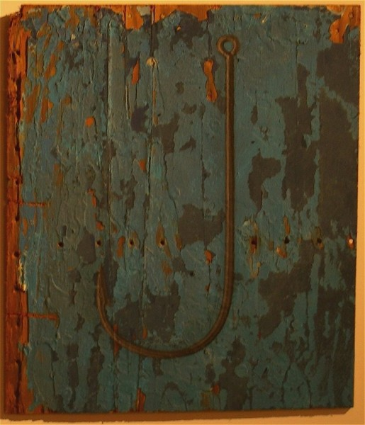Andrew Castrucci, Hook on Wood, 1997