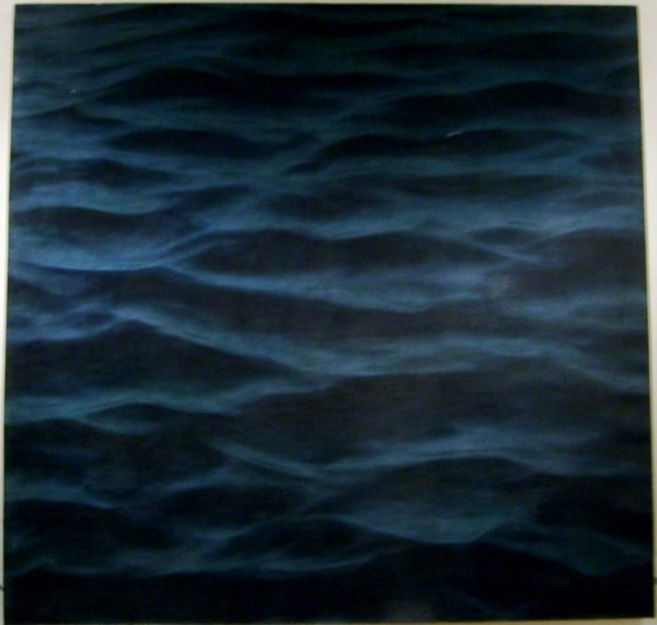 Andrew Castrucci, Blue Sea, 1994