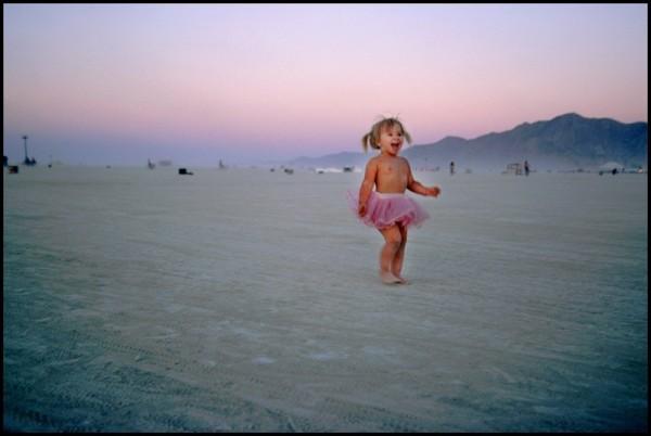Ohad Maiman, Childhood (Black Rock, Nevada), 2006