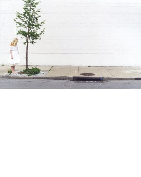 Mariana Bersten, Jody and a Tree, 2003