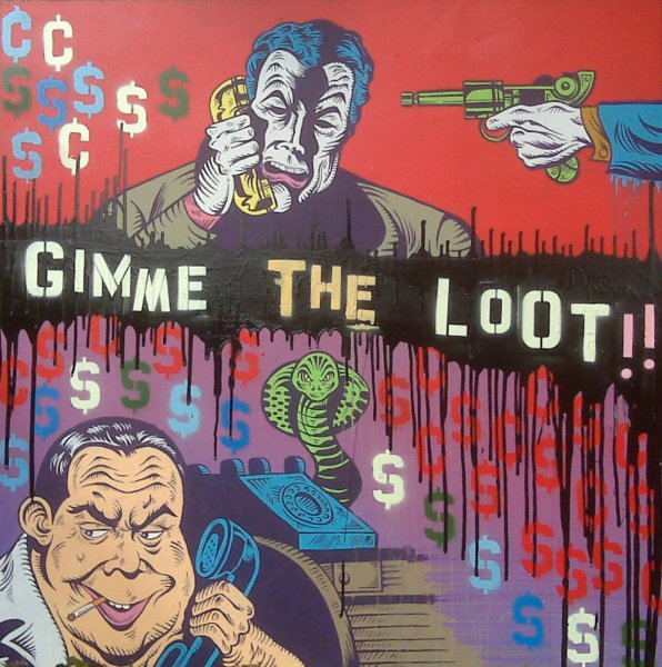 Damon Johnson, Gimme the Loot!!, 2009