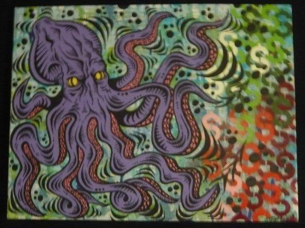 Damon Johnson, Monetary Monster, 2009
