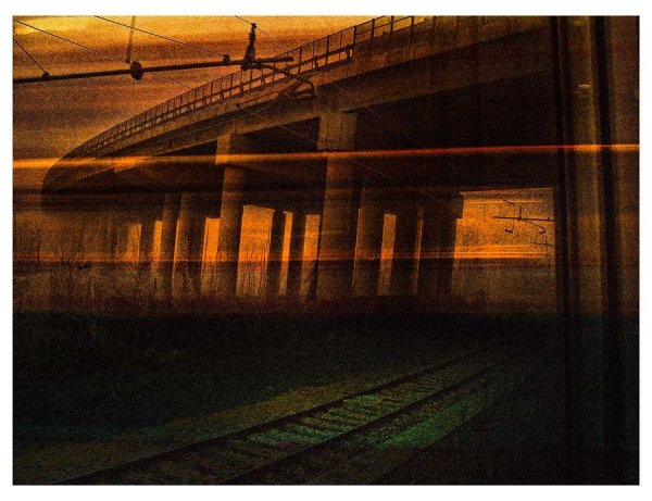 Andrea Garuti, Untitled (train), 2009