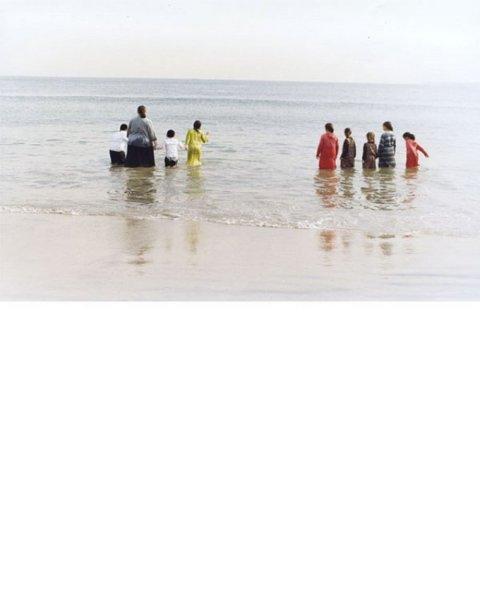 Mariana Bersten, People in the Water, 2003
