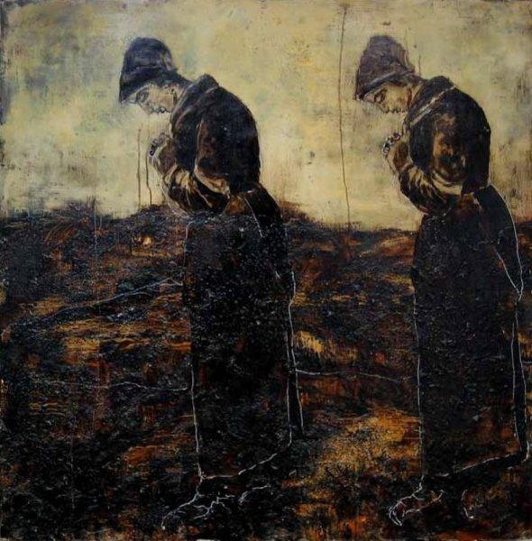 Matt Jones, Angelus: Betty Ross in Triplicate, 2002