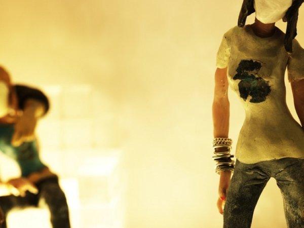 Joffrey Jans & Christophe Lopez-Huici, My T-Shirt speaks for me, 2005