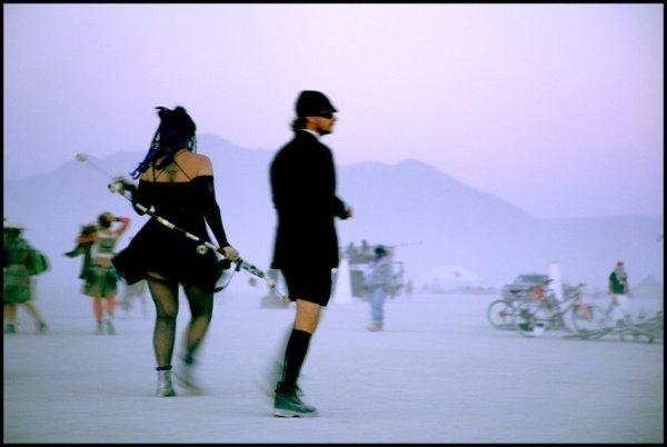 Ohad Maiman, Neverland (Black Rock, Nevada), 2005