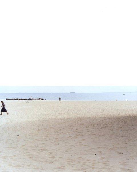 Mariana Bersten, Desert Beach, 2003