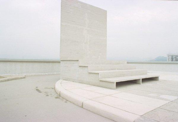 Giada Ripa, White void, 2002