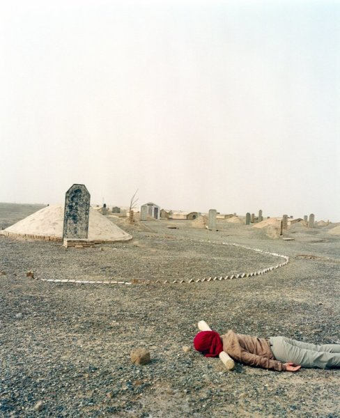 Giada Ripa, Chinese Muslim Cemetery, 2004
