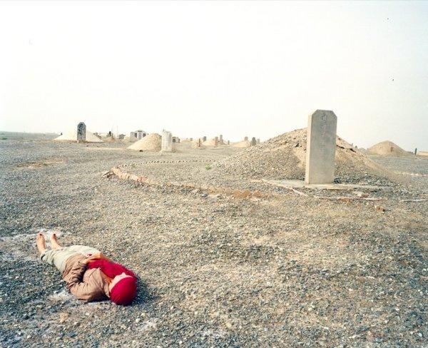Giada Ripa, Chinese Muslim Cemetery 2, 2004