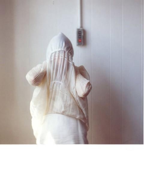 Mariana Bersten, Dress on the Head, 2004