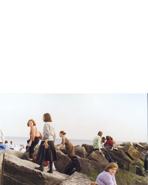 Mariana Bersten, Girls on the Rock, 2003