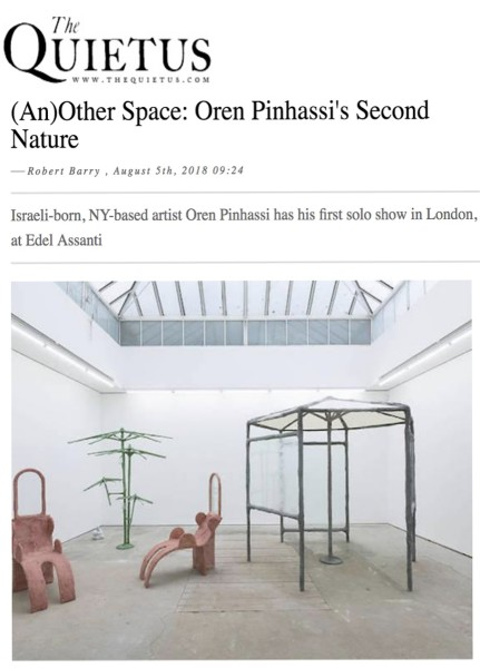 Oren Pinhassi in The Quietus