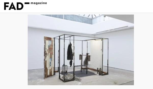Marcin Dudek In FAD Magazine
