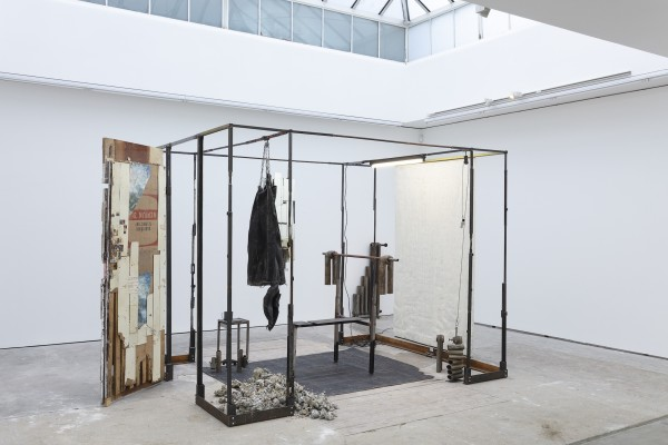 Marcin Dudek, Installation View: Akumulator, 2019