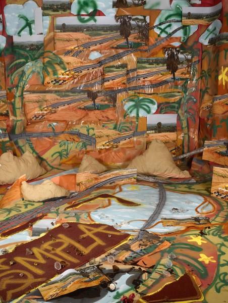 Sheida Soleimani, Dalia Oil Field, Angola, 2019, 152.4 x 101.6 cm, 60 x 40 in, Edition of 2 + 2 APs