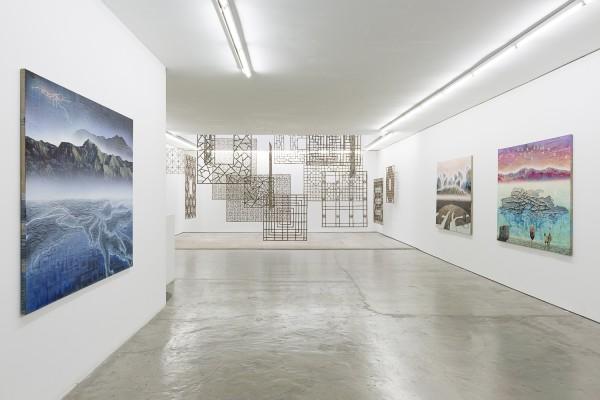 Gordon Cheung in Artforum
