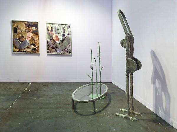 Oren Pinhassi and Sheida Soleimani in ArtAsiaPacific